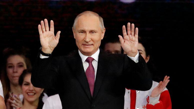 Les Echos:  Путин специально ждал решения МОК, чтобы заявить о своём выдвижении
