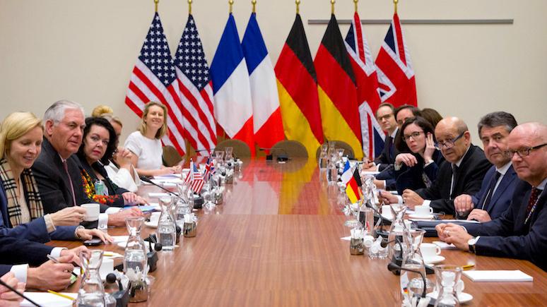 Польский эксперт: Германия и Франция будут флиртовать с Путиным — втайне от США