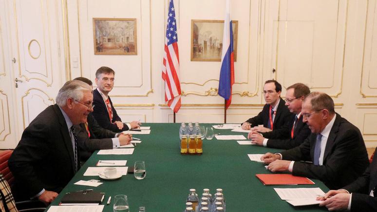 EurActiv: в отношениях России и США хозяйничает Дедушка Мороз