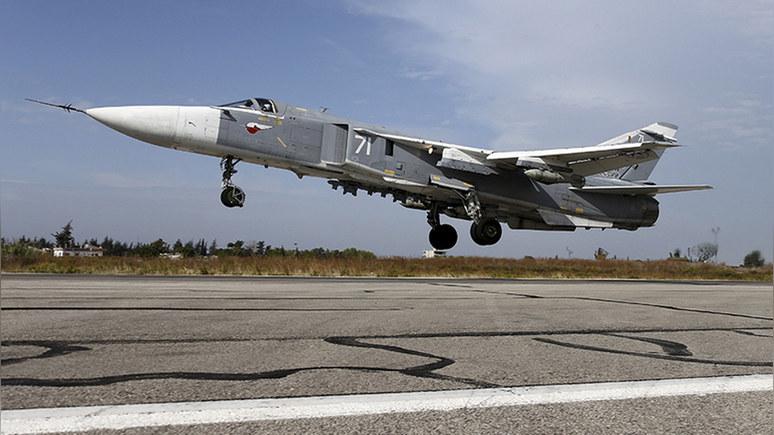 CNN: Пентагон опасается, что «придётся сбивать» российские самолёты в Сирии