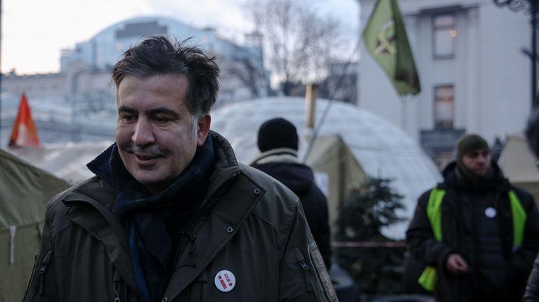 Financial Times: арест Саакашвили может вывести на улицы новых протестующих