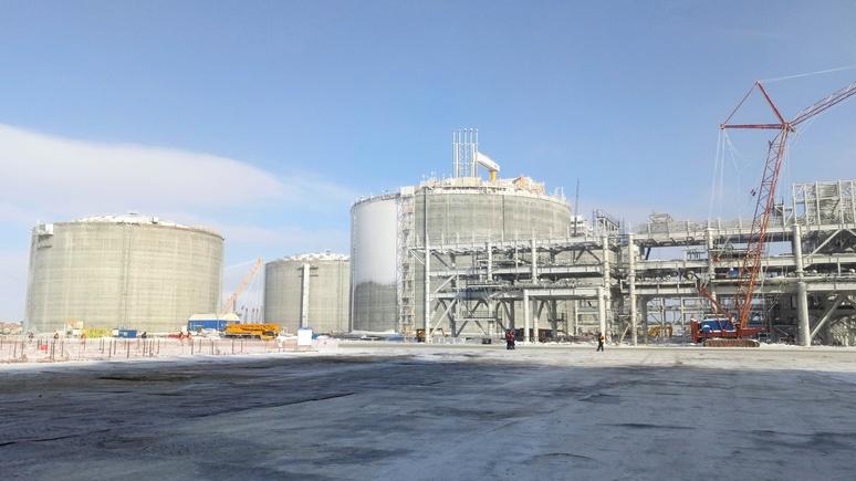 China Daily: «Новый шёлковый путь» пришёл на север за ямальским газом