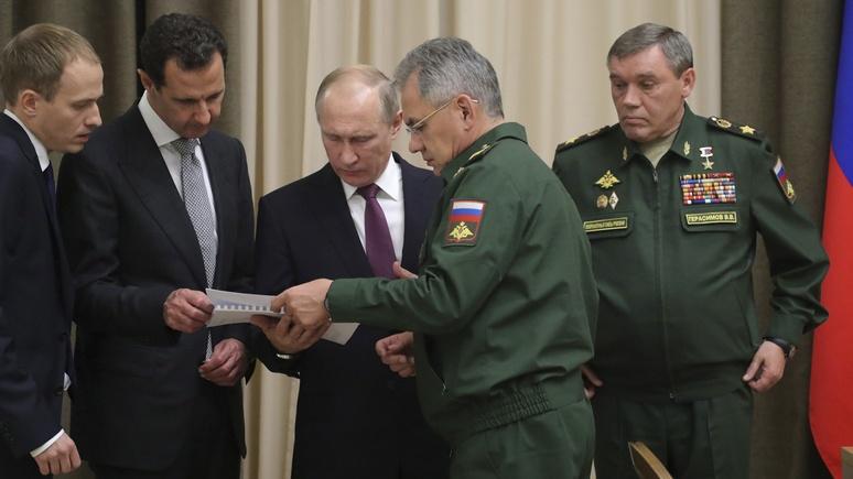 Independent: Путин пригрозил террористам новыми ударами, если поднимут голову
