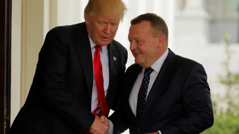 Washington Examiner: США уговаривают датчан не соглашаться на «Северный поток — 2»