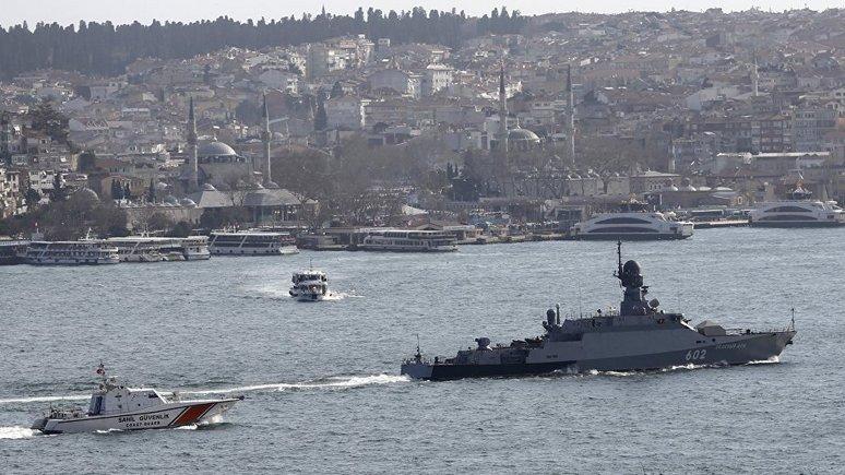 Times: расширение российской базы в Тартусе закрепит военное присутствие Москвы на Ближнем Востоке