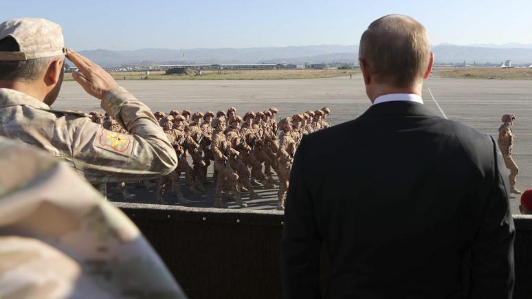 Irish Times: на Ближнем Востоке появился новый «авторитет» — Владимир Путин