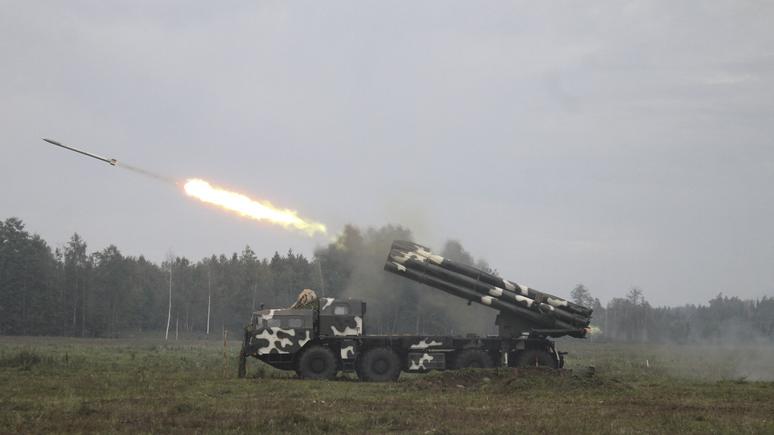 Bild: на учениях «Запад-2017» Россия отрепетировала «нападение на Европу»