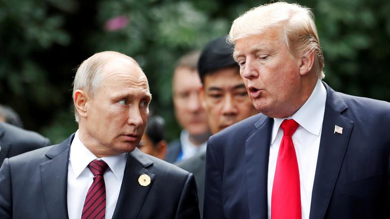 СNN: Трамп общается с Путиным в обход советников