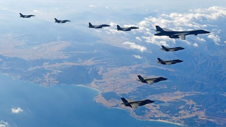 Telegraph узнала о планах США «разбить нос» Пхеньяну, чтобы сделать его сговорчивее