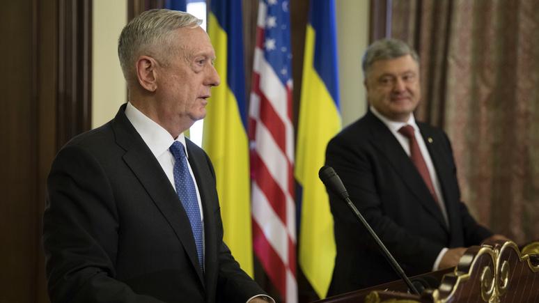 The National Interest: поставка летального оружия Украине не изменит баланс сил
