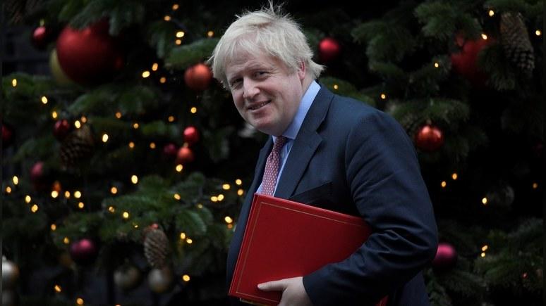 Sun: Джонсон приехал в Москву с жёсткими заявлениями и оливковой ветвью