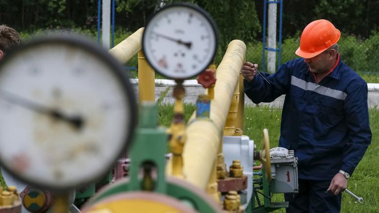 Зеркало недели: в Словакии за долги арестовали украинский газ