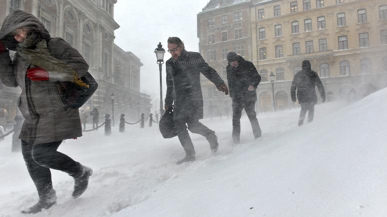 Aftonbladet: русские придут, а мы — со спущенными штанами