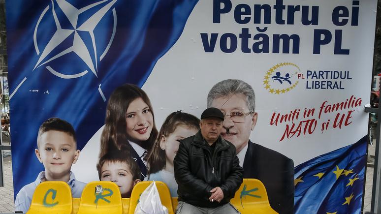 Euronews: НАТО открывает офис в Кишенёве и расставляет сети для Молдавии