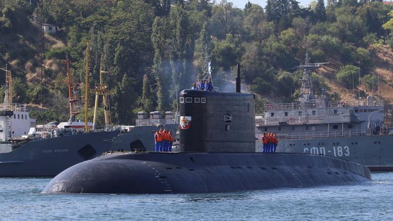 Frankfurter Allgemeine: российские подлодки — угроза для устаревшего флота НАТО