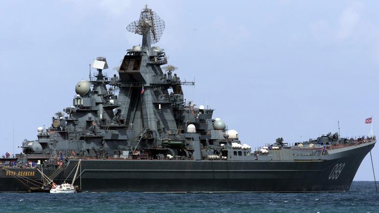 The National: Россия остаётся в Сирии на постоянной основе