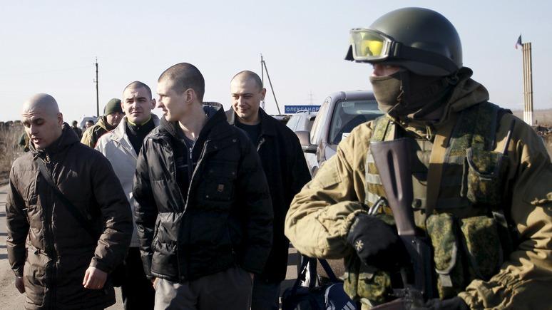 Deutsche Welle: Берлин и Париж высоко оценили обмен пленными между Киевом и ополченцами