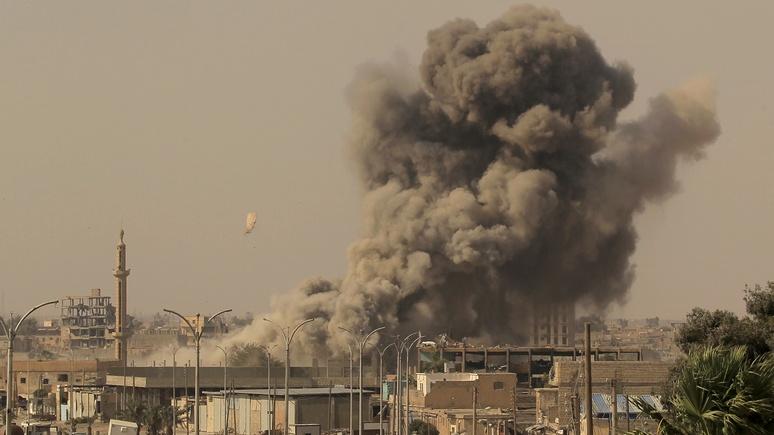 Newsweek: США тренируют боевиков ИГ для борьбы с Асадом