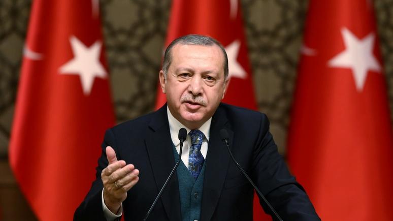 Spiegel: Эрдоган не видит для Сирии будущего при Асаде