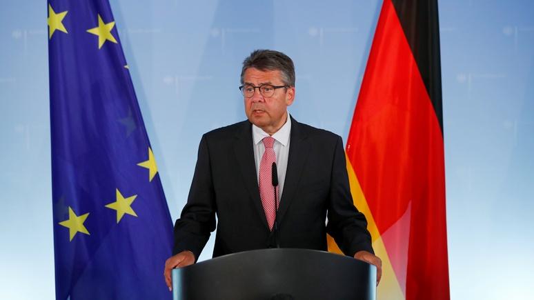 Габриэль: Европа изо всех сил старается помирить Россию и США — пока их ссорой никто не воспользовался
