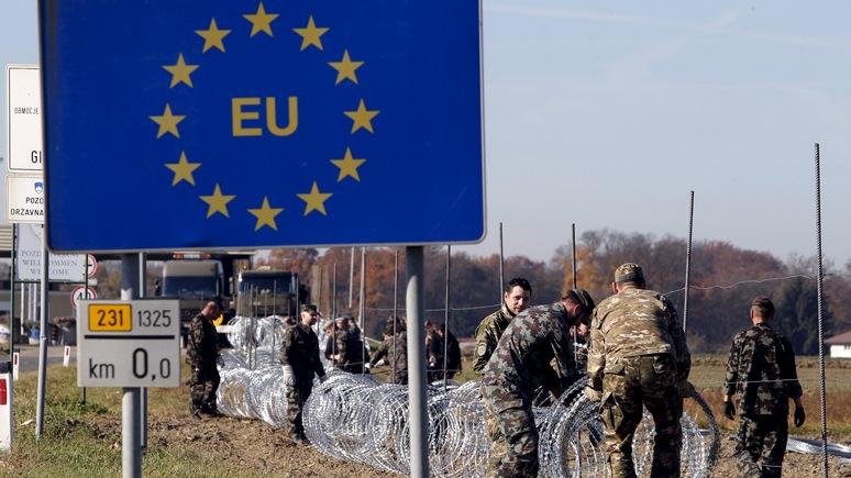 Tages-Anzeiger: общая оборонная стратегия сплотит страны ЕС против России