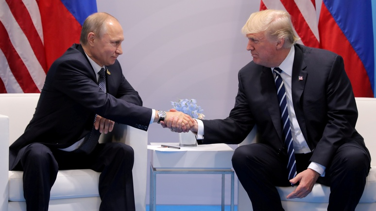 Newsweek: Трамп борется с «российским делом» приёмами Кремля