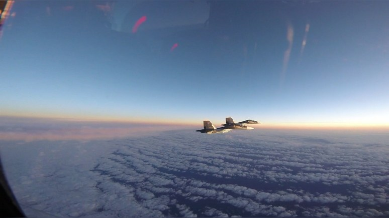 ABC News: США напомнили о своей миссии в Прибалтике роликом с перехватом российских самолётов