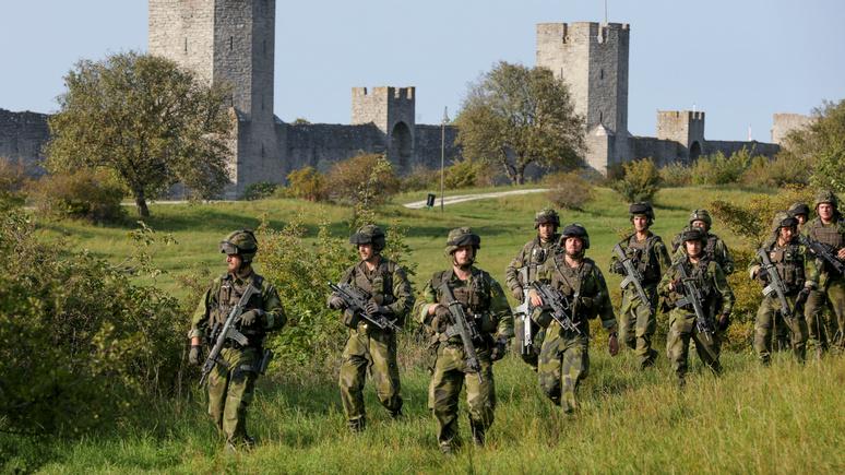 DN: шведы уже не так стремятся в НАТО — всё равно спасёт, если кто-то нападёт