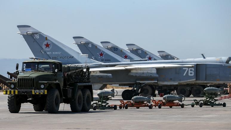 Drive: атака дронов на российские базы в Сирии показала, какой будет война будущего