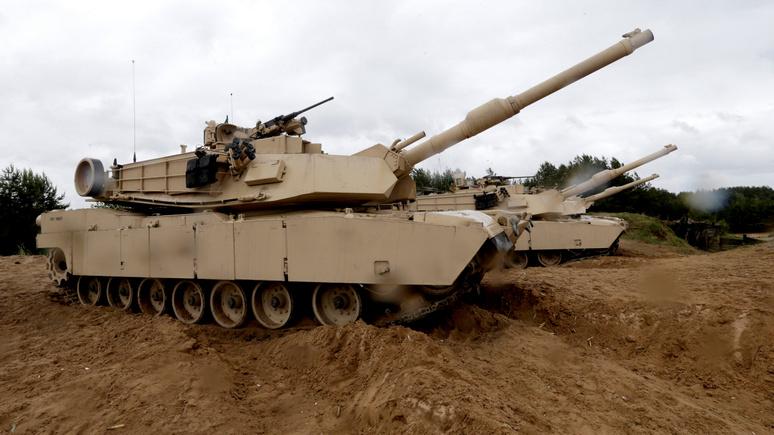 National Interest: в Пентагоне надеются, что новый лёгкий танк превзойдёт российский аналог