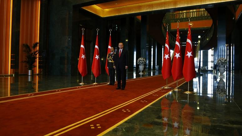 Der Spiegel: Турция вызвала на ковёр послов России и Ирана
