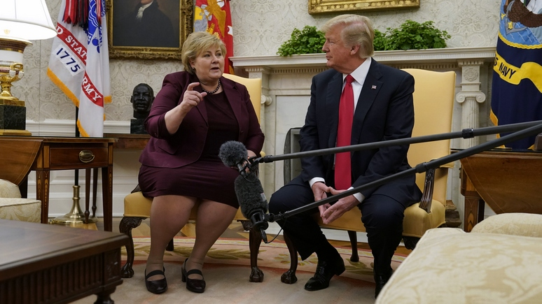 Премьер Норвегии: мы слишком неинтересные, чтобы Россия вмешивалась в наши выборы
