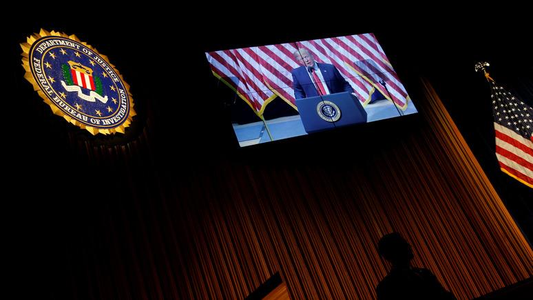 Bloomberg: ФБР стало на путь борьбы с «российским вмешательством»