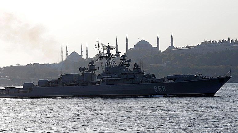 Avvenire: Путин осуществил «средиземноморскую мечту» русских царей