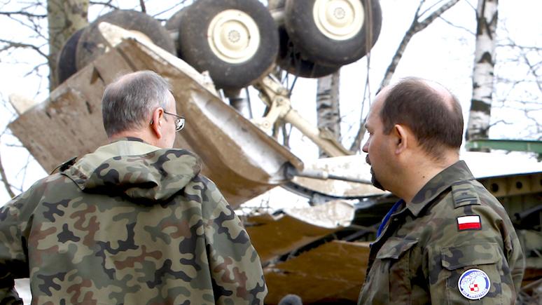 TVN24: комиссия Мачеревича вновь пытается доказать теорию взрыва на борту Ту-154М