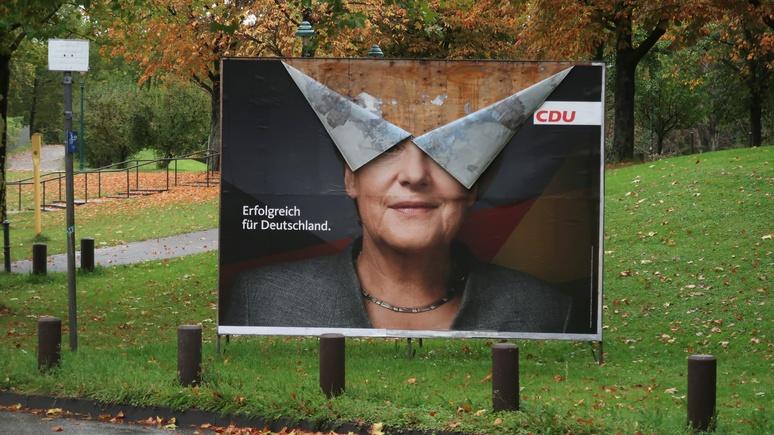 Tagesspiegel: от Меркель потребовали выйти из российского «климато-политического тупика»