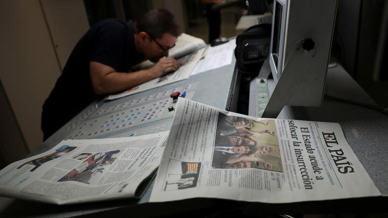 La Marea: опасная статья El País, которая ставит под угрозу свободу слова