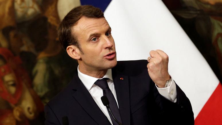 Le Nouvel Observateur: Макрону не стоит «поворачиваться спиной» к Роухани