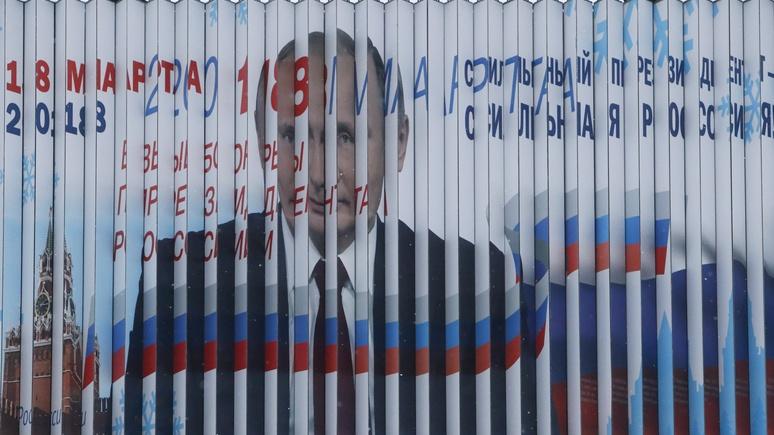 SZ: на выборах у Путина появился новый «неподконтрольный противник»