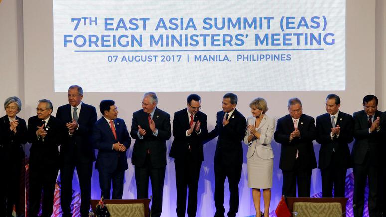 Nihon Keizai Shimbun: Россия возвращает свои позиции в Юго-Восточной Азии
