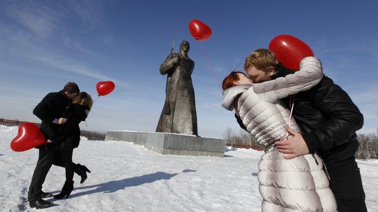 Frankfurter Rundschau: для россиянок домогательства — «проблема первого мира»