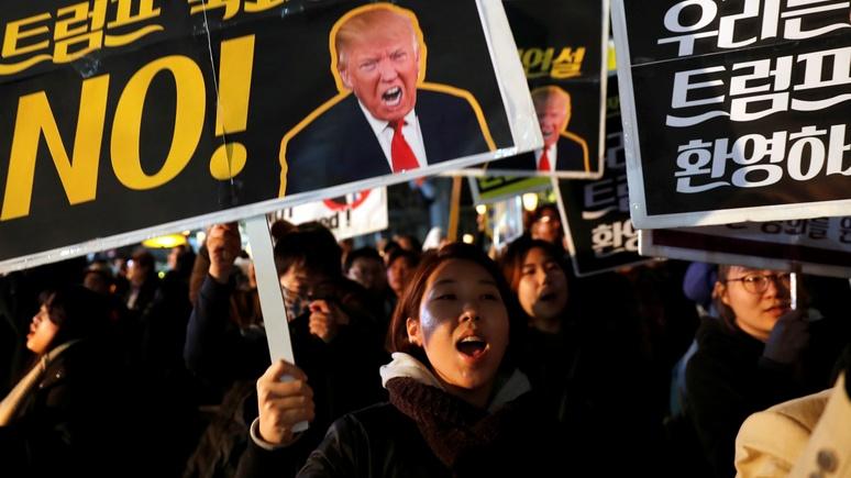 Bloomberg: Трамп разрушает «мягкую силу» США по всем направлениям