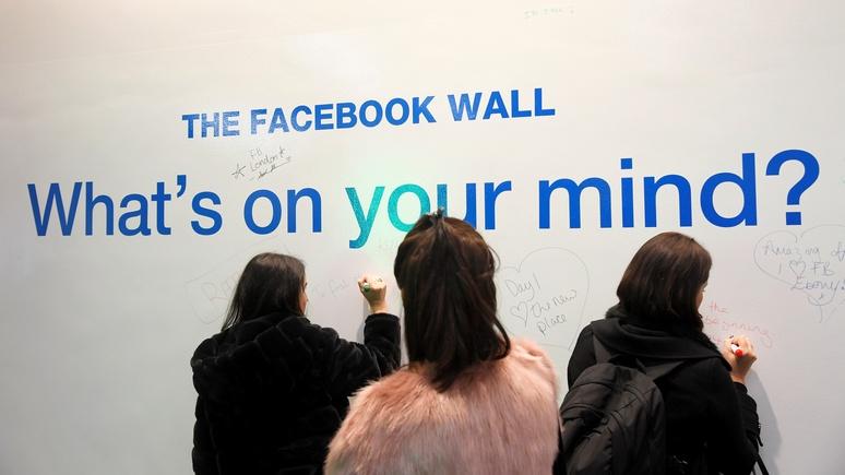 Truthdig: мировые элиты превратили соцсети в «Полицию мыслей»
