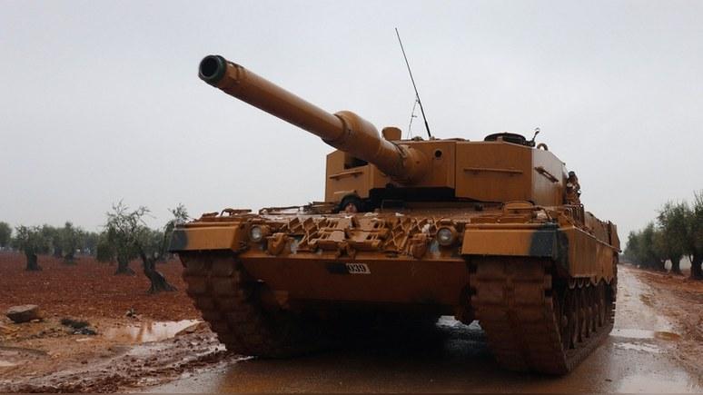 Guardian объяснила, почему Запад сдержанно реагирует на турецкое вторжение в Сирию