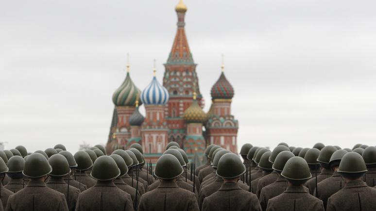 Обозреватель Bloomberg: откопав «российскую угрозу», западные военные вздохнули с облегчением