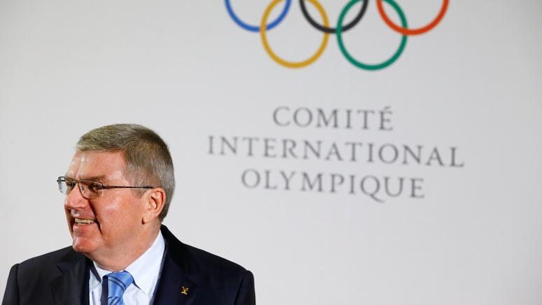 Le Monde: глава МОК объяснил, почему на Олимпиаду не пускают чистых спортсменов