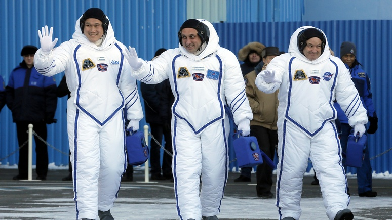 Augsburger Allgemeine: российско-американское сотрудничество в космосе выше земных проблем