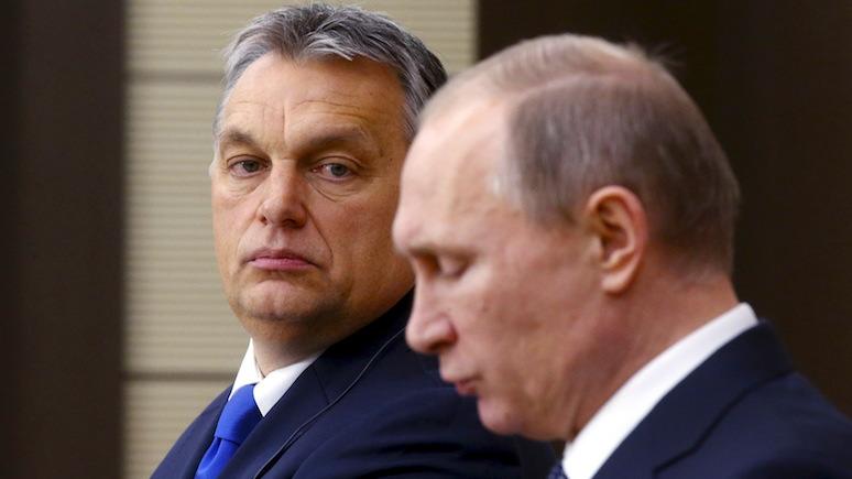 Newsweek: равняясь на Путина, Орбан строит на Дунае Россию в миниатюре