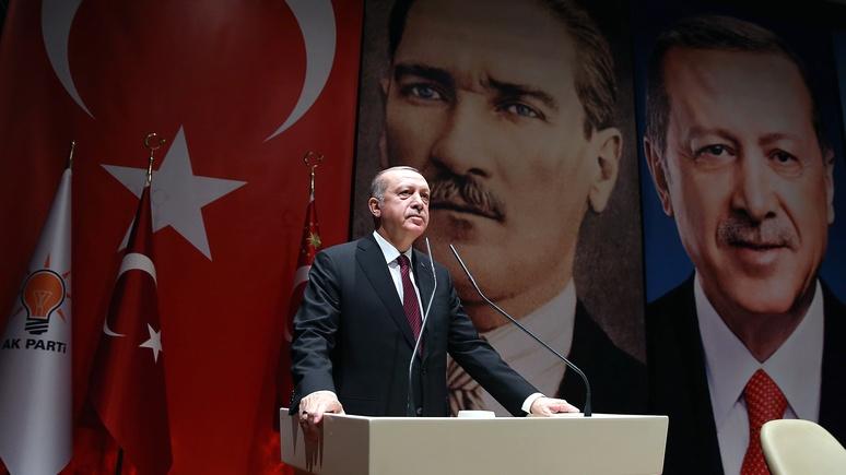 Эрдоган: Турция не оккупирует Африн, а возвращает его «истинным хозяевам»