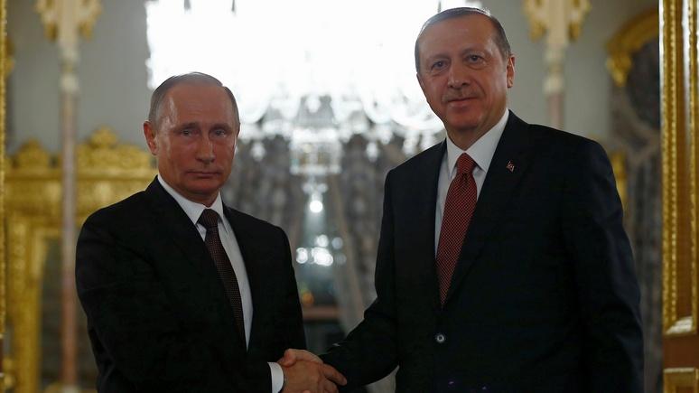 Американский историк: Путин, Эрдоган и Орбан для своих народов не отцы, а друзья